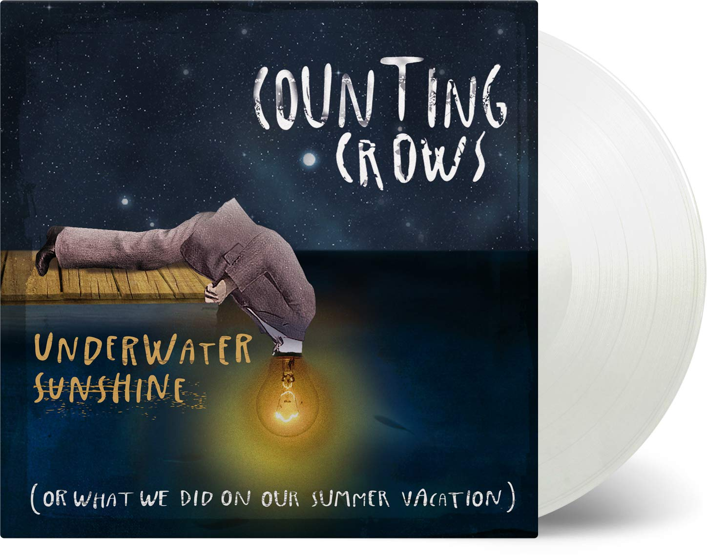Counting Crows/Underwater Sunshine (2LP/colour) [LP]