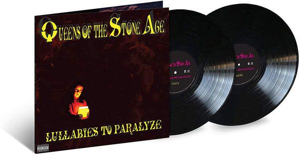 Queens Of The Stone Age/Lullabies To Paralyze [LP]
