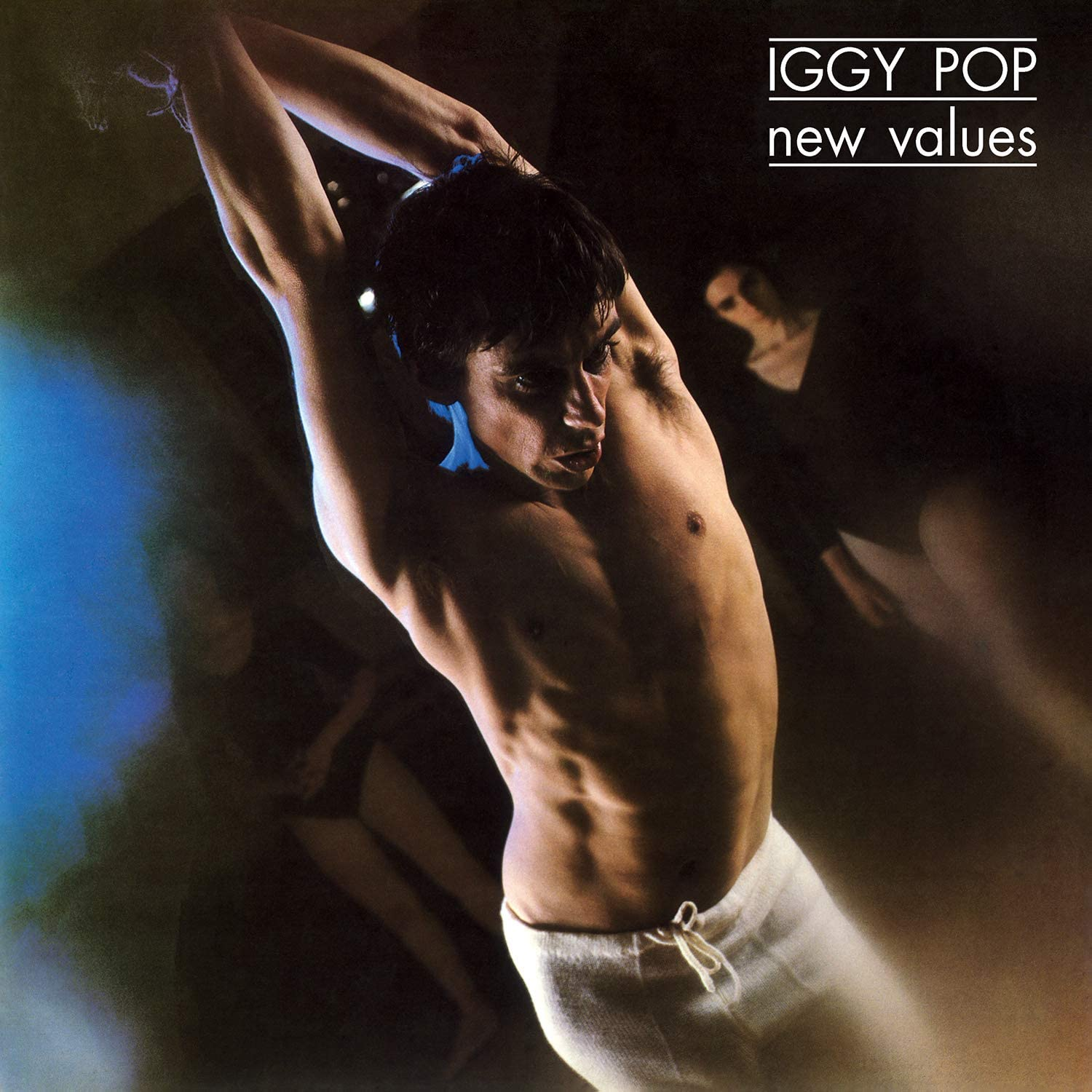 Pop, Iggy/New Values (colour) [LP]