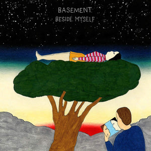 Basement/Beside Myself (Red Vinyl) [LP]