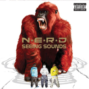 N.E.R.D./Seeing Sounds [LP]