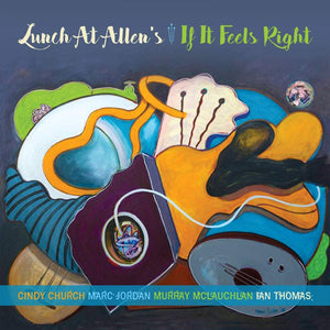 Lunch At Allen's/If It Feels Right [CD]