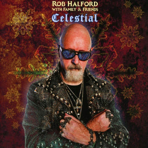 Halford, Rob with Family & Friends/Celestial [CD]