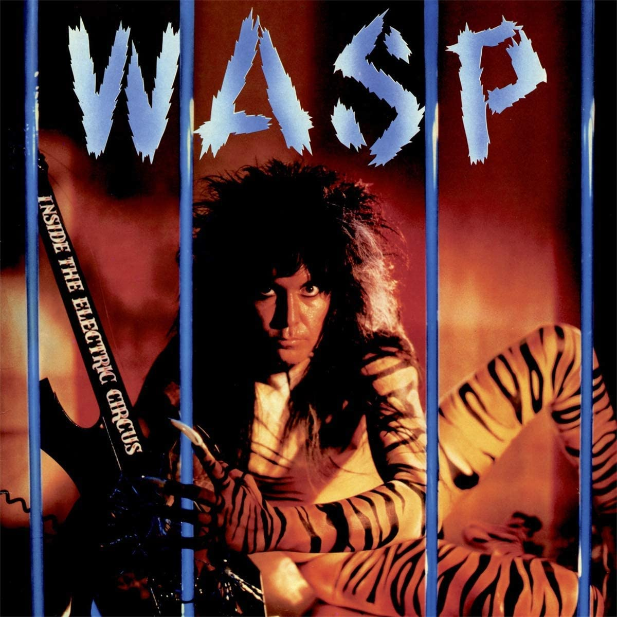 W.A.S.P/Inside the Electric Circus [CD]