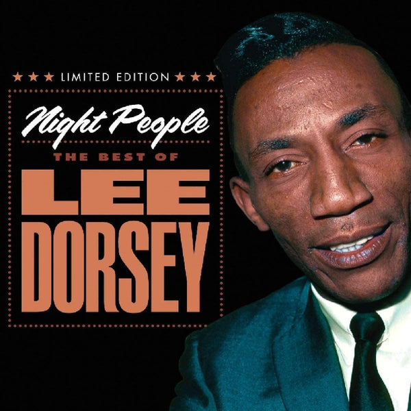 Dorsey, Lee/Night People - The Best Of 3CD [CD]