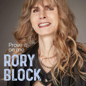 Block, Rory/Prove It On Me [CD]