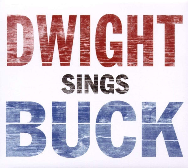 Yoakam, Dwight/Dwight Sings Buck [LP]