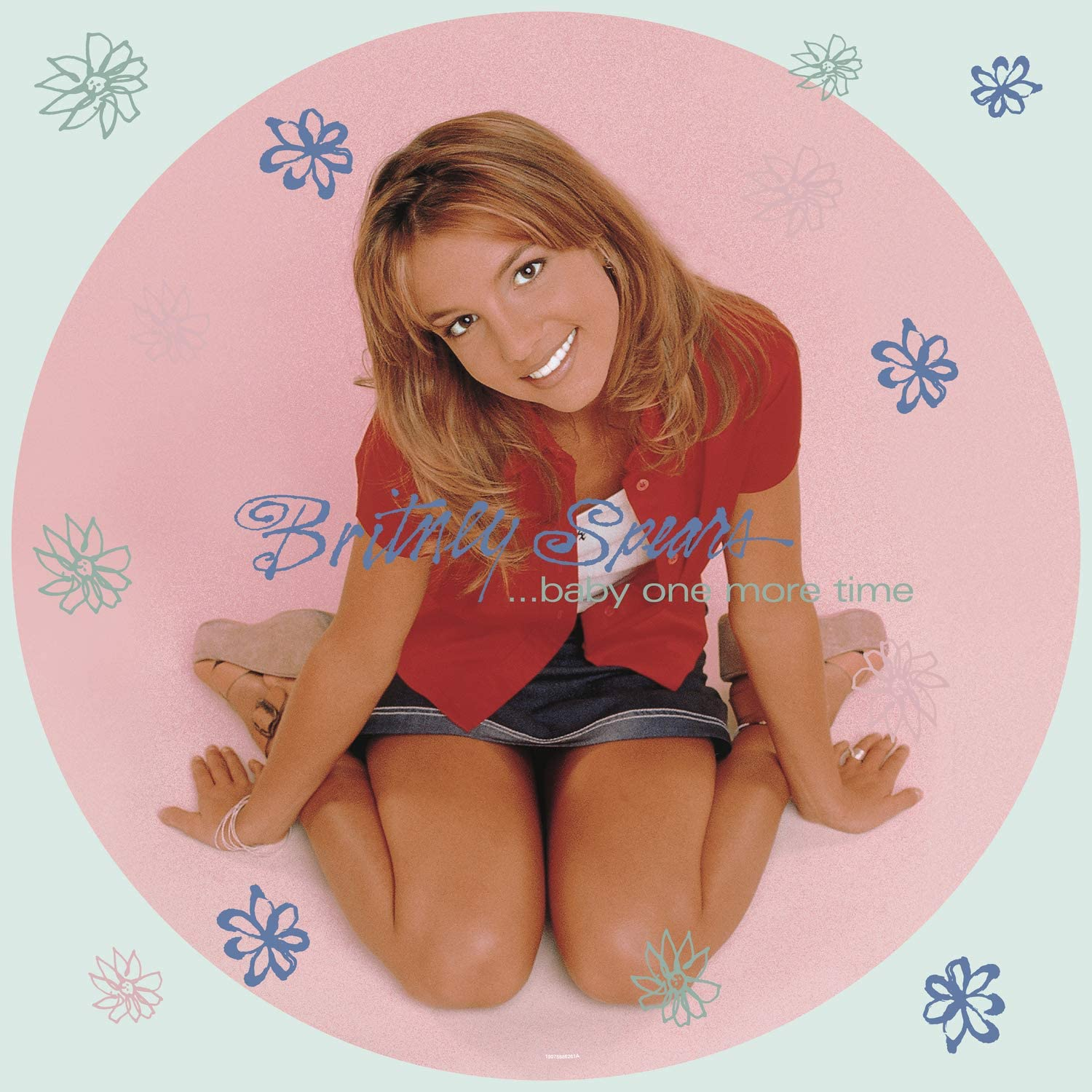 Spears, Britney/Baby One More Time (Picture Disc) [LP]