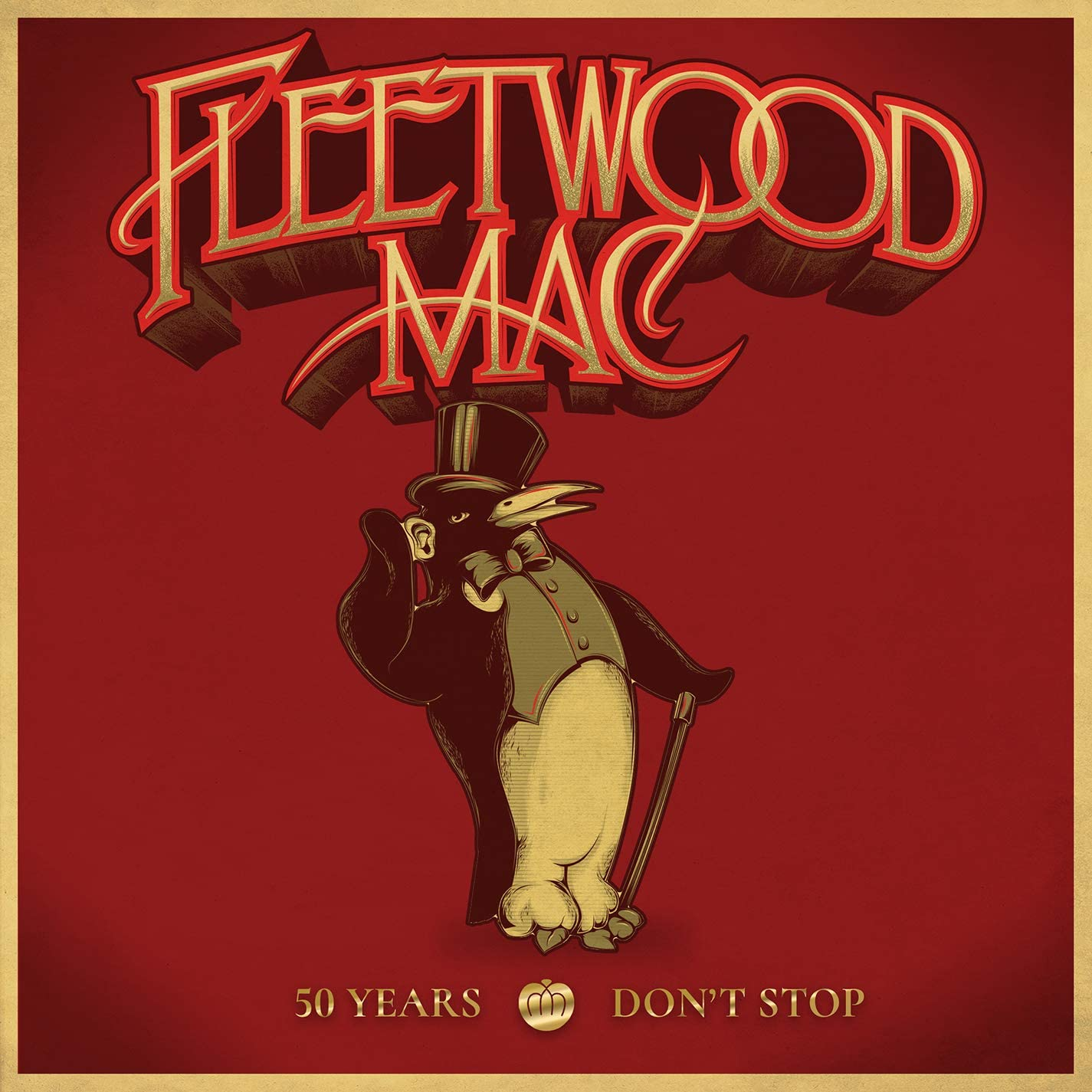 Fleetwood Mac/50 Years - Don't Stop 3CD [CD]