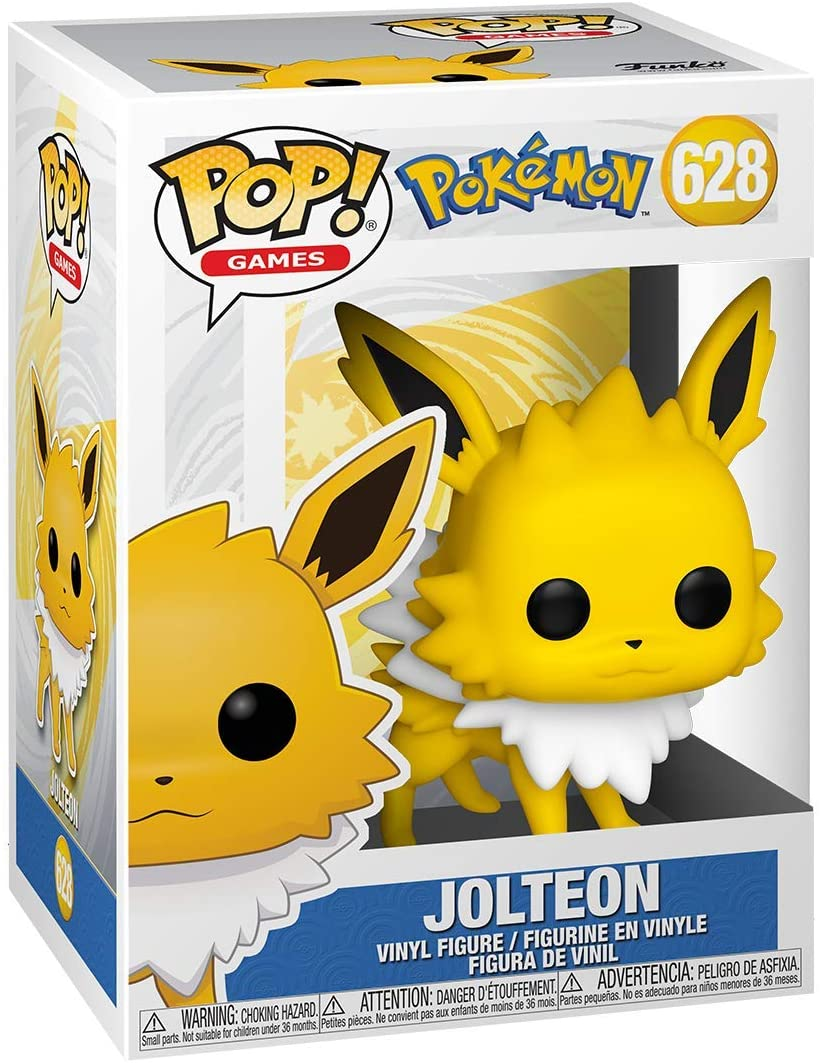 Pop! Vinyl/Jolteon - Pokemon [Toy]