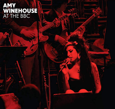 Winehouse, Amy/At the BBC (3LP)