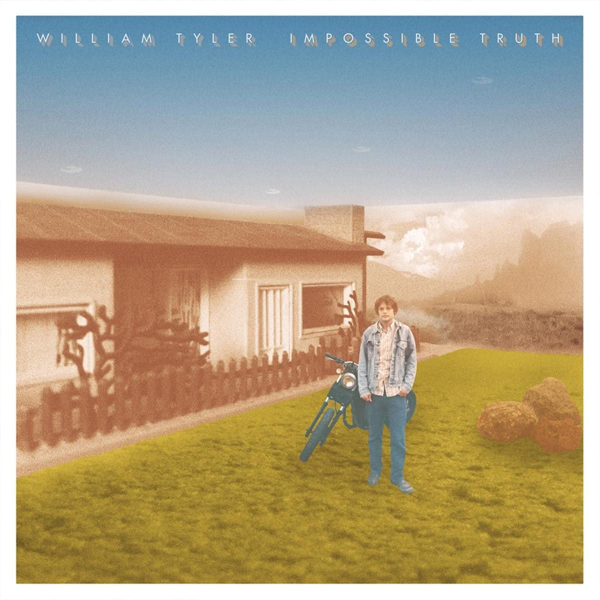 Tyler, William (Lambchop)/Impossible Truth [LP]