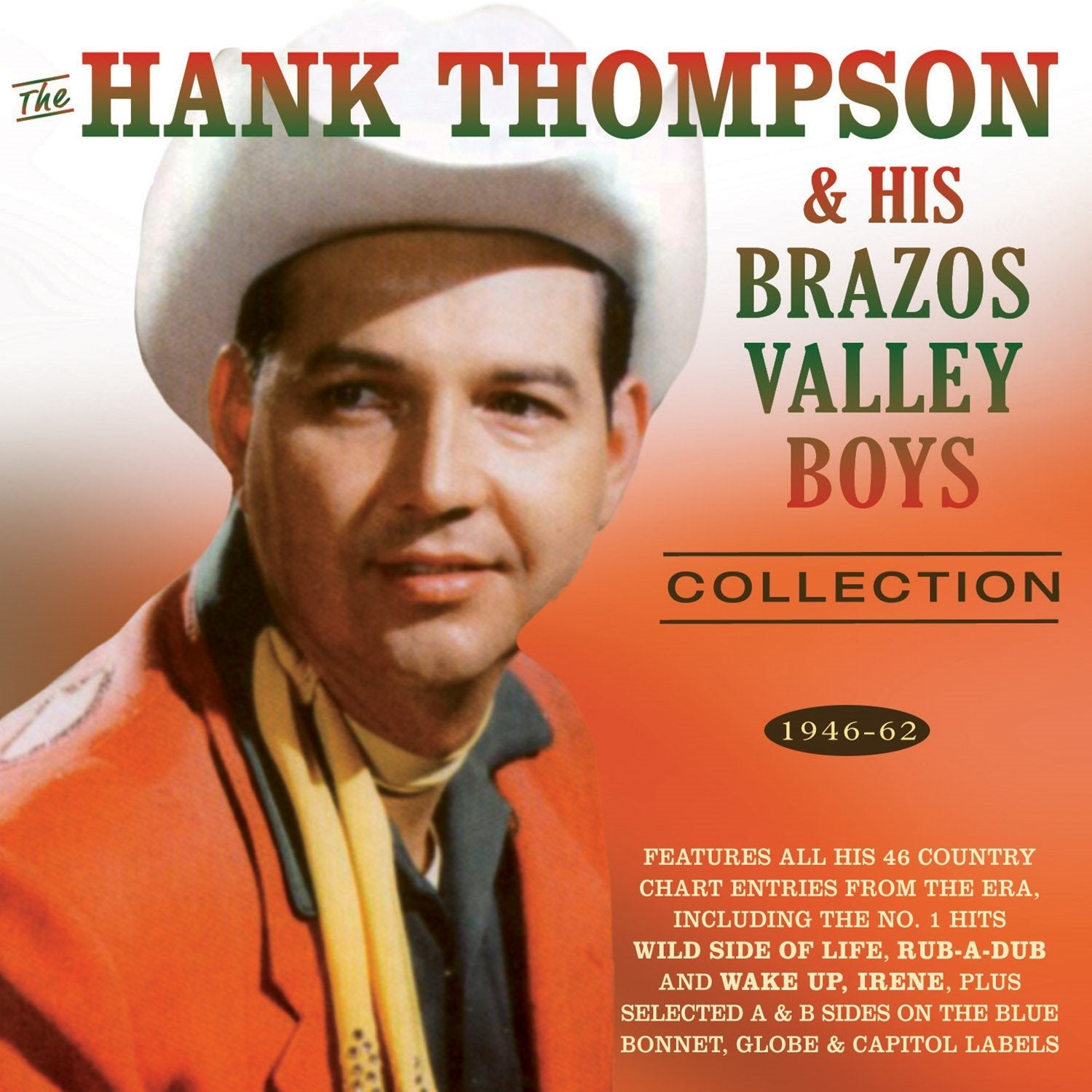Thompson, Hank/1946 - 1962 Collection [CD]