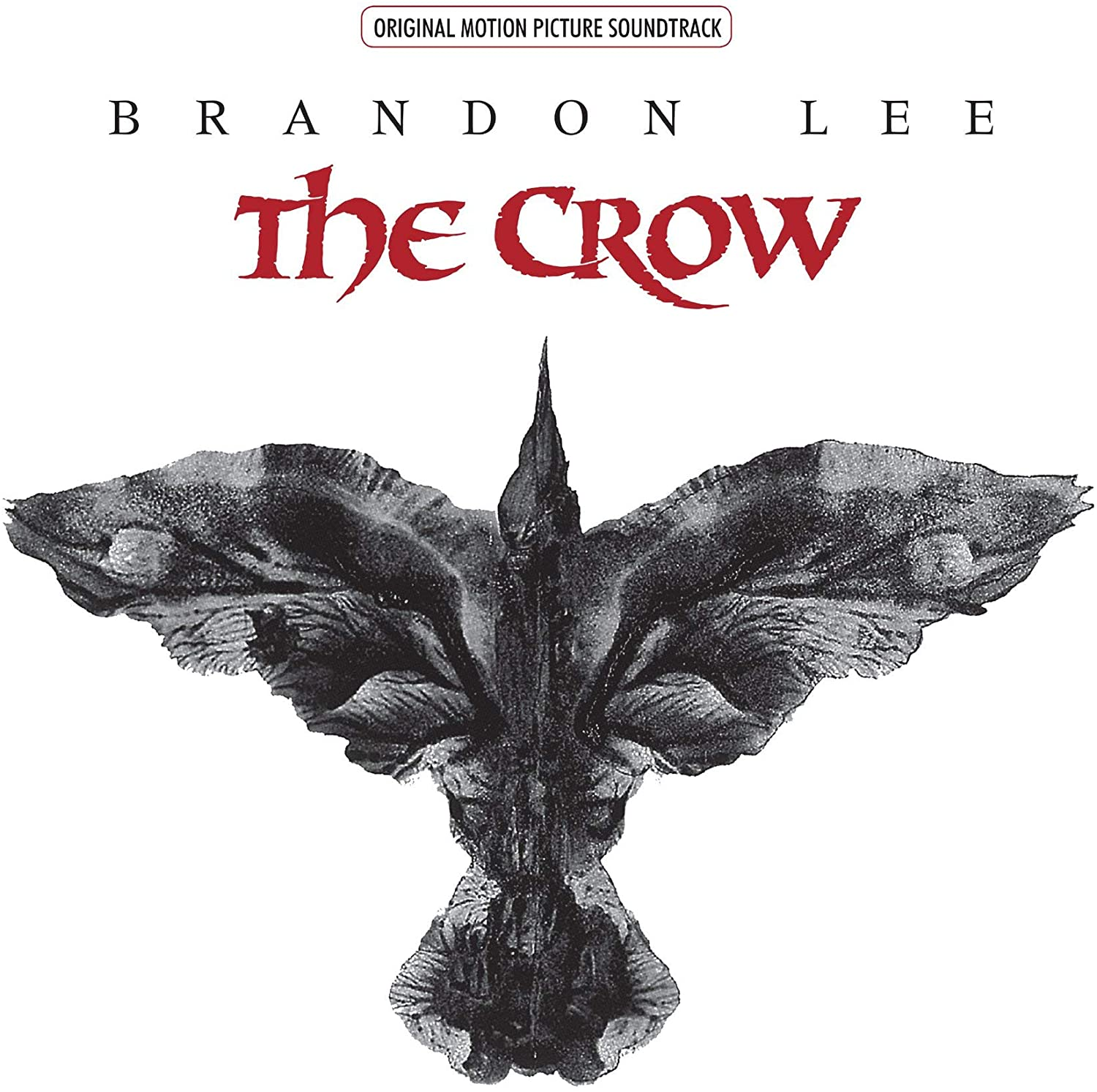 Soundtrack/The Crow (2LP With Crow Etching) [LP]