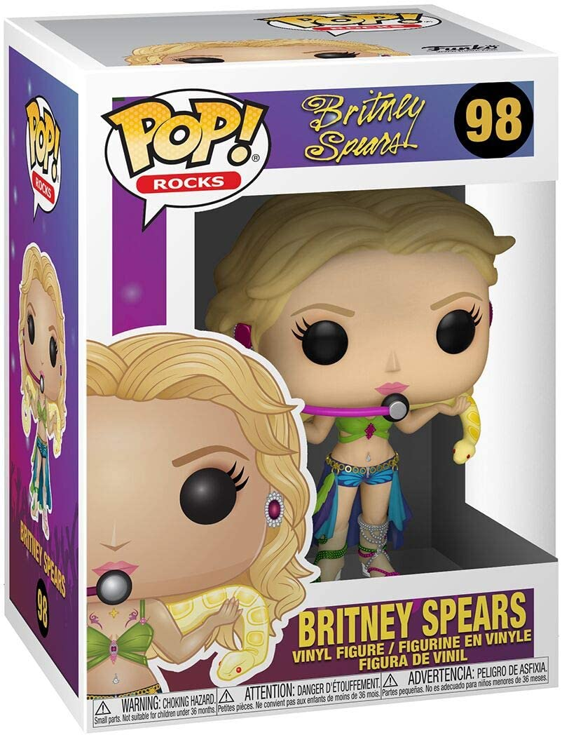 Pop! Vinyl - Britney Spears [Toy]