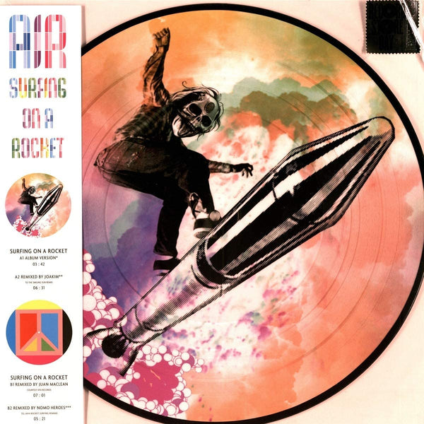 "Air/Surfing On A Rocket - Picture Disc [12""]"