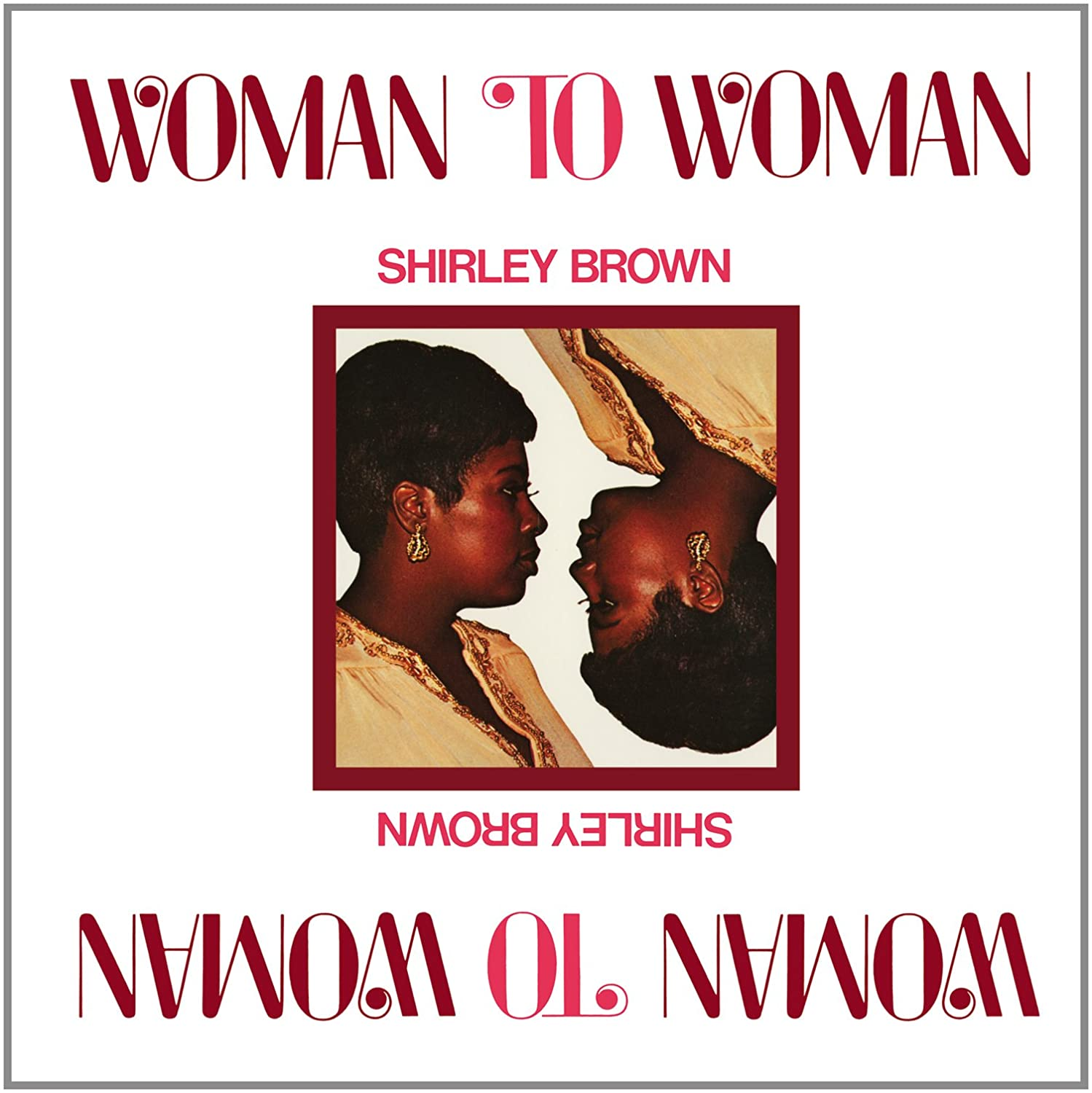 Brown, Shirley/Woman to Woman [LP]