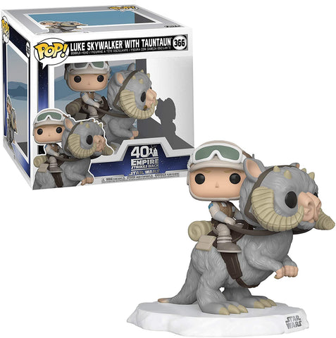 Pop! Vinyl/Star Wars - Deluxe Luke Skywalker with Tauntaun [Toy]