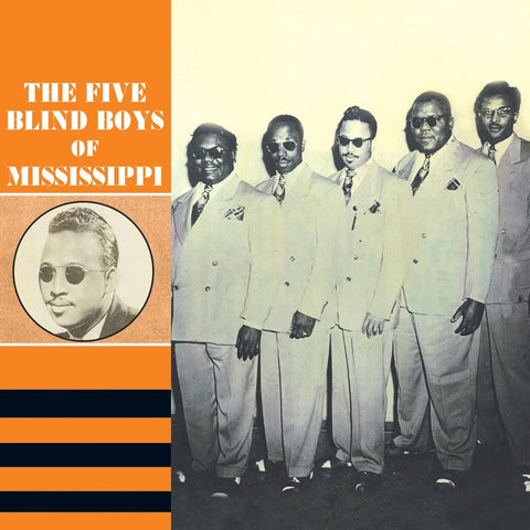 Five Blind Boys Of Mississippi, The/1917 - 1951 [CD]