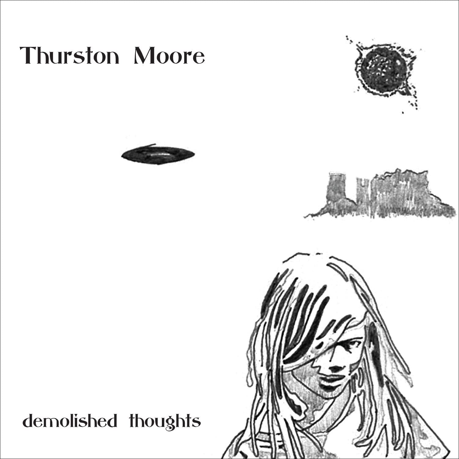 Moore, Thurston/Demolished Thoughts [LP]