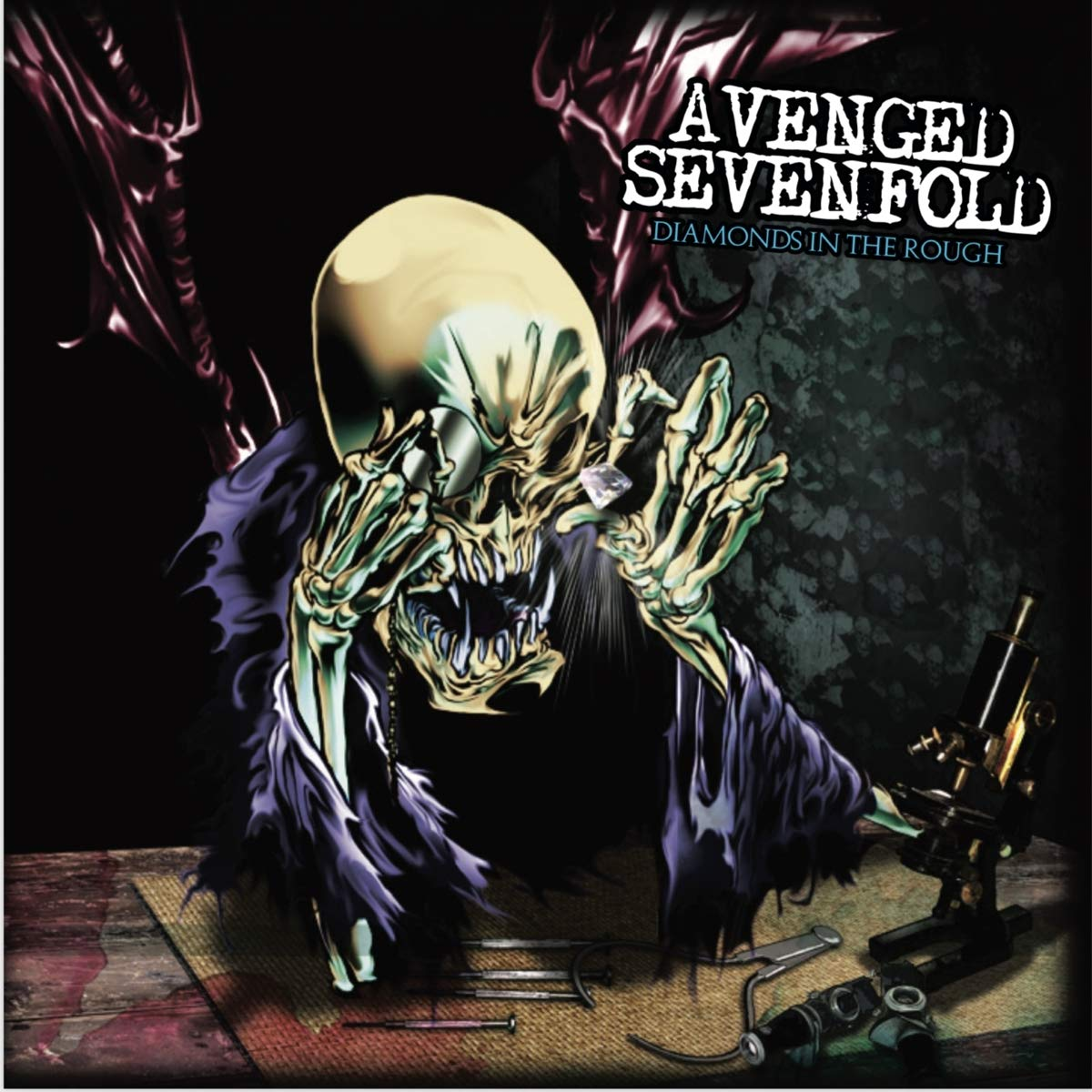 Avenged Sevenfold/Diamonds In the Rough [LP]