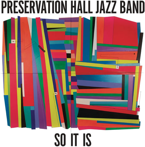 Presevation Hall Jazz Band/So It Is [LP]