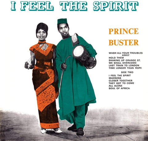 Prince, Buster/I Feel The Spirit [LP]