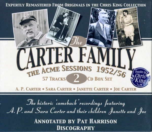 Carter Family, The/The Acme Sessions [CD]