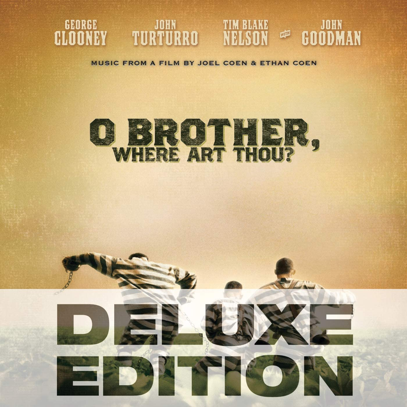 Soundtrack/O Brother, Where Art Thou? (Blue Vinyl) [LP]
