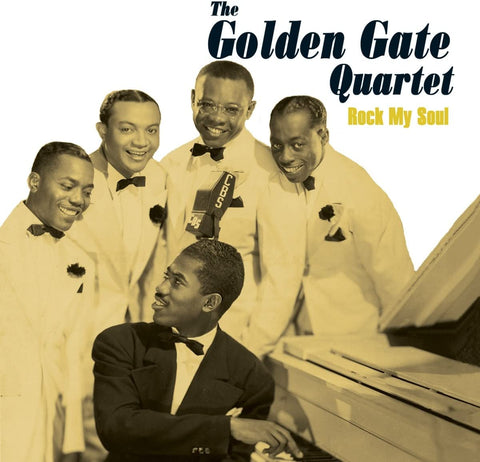 Golden Gate Quartet, The/Rock My Soul - The Road To Doo-Wop [CD]