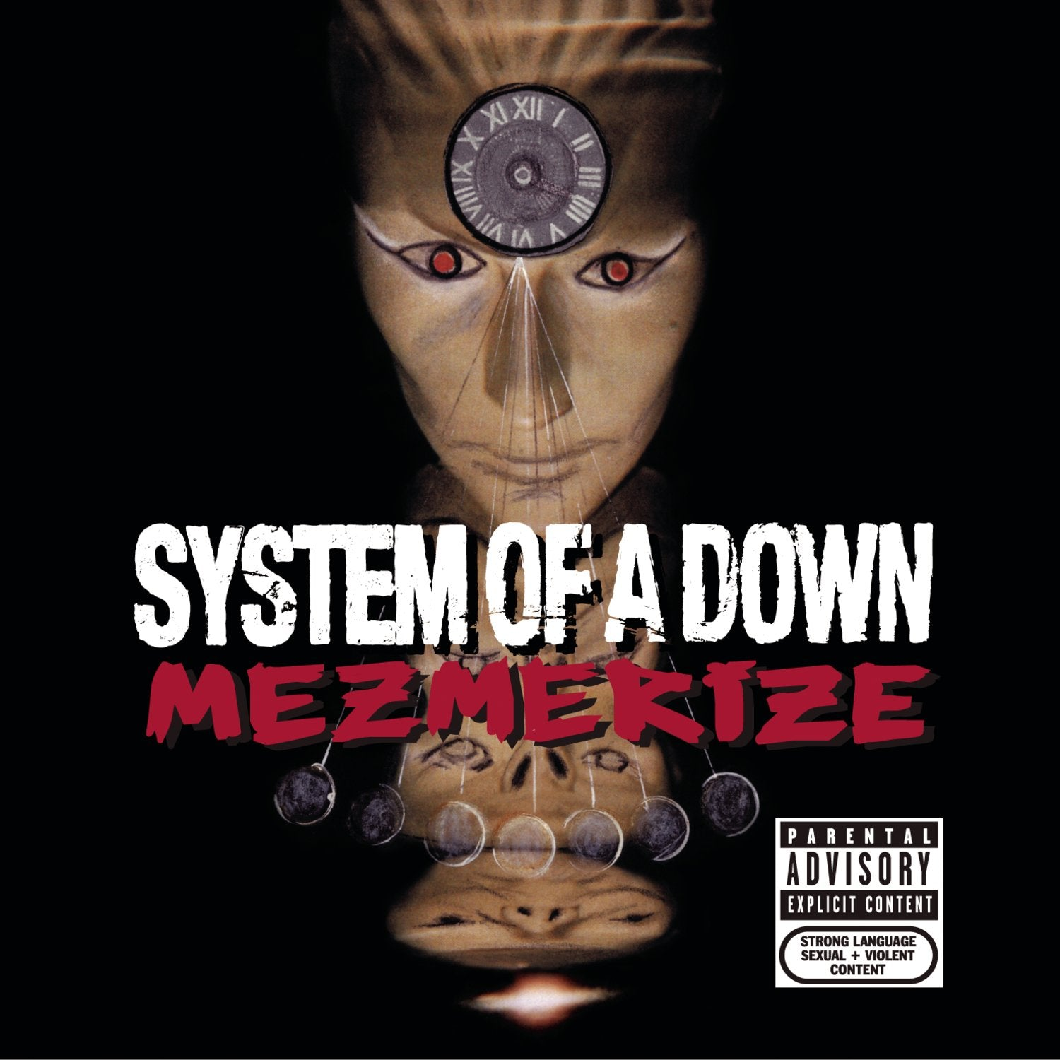 System Of A Down/Mezmerize [CD]