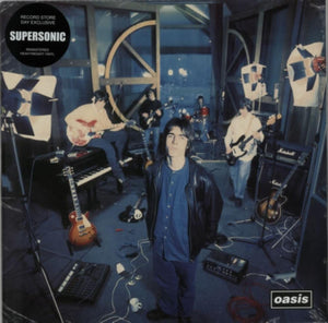 "Oasis/Supersonic [12""]"