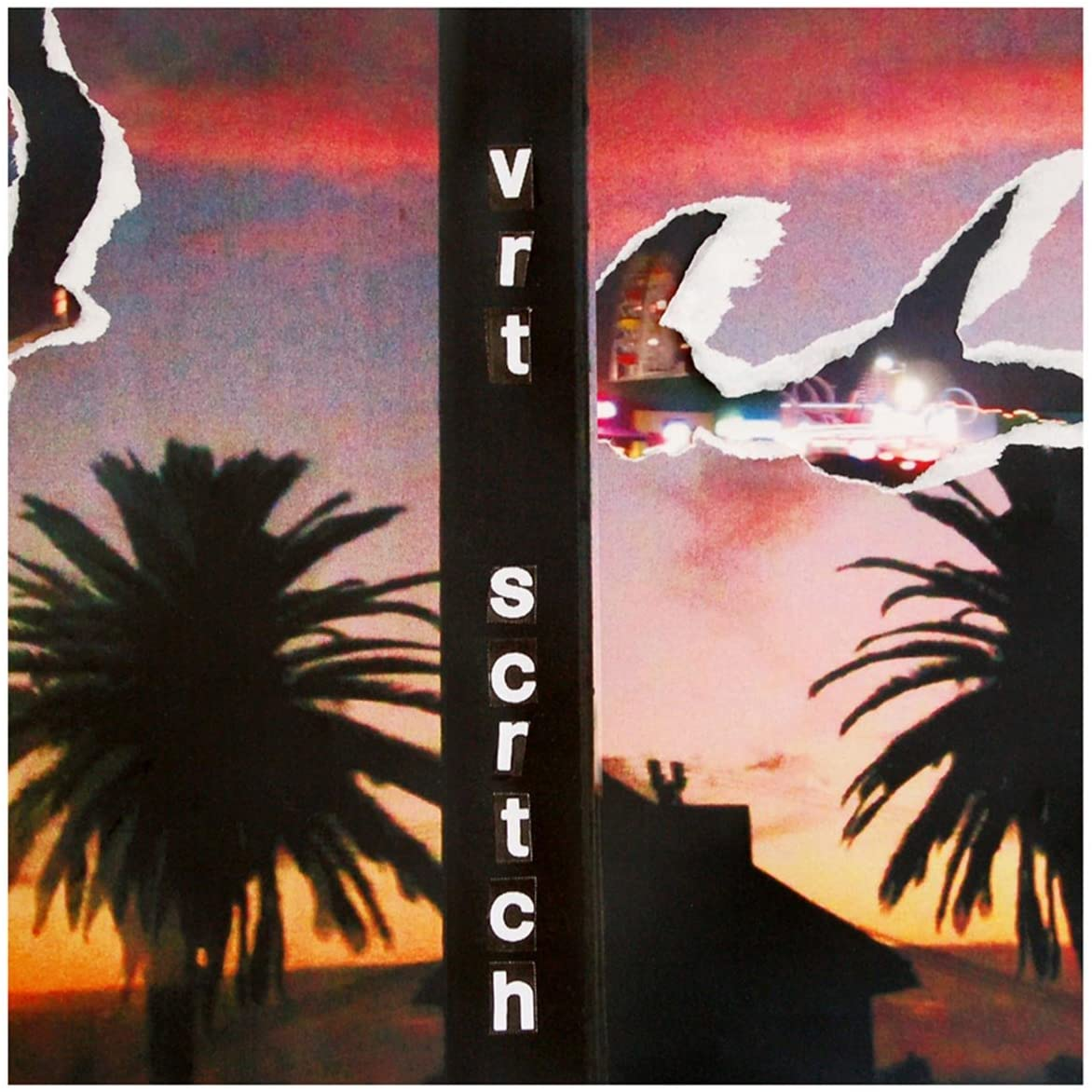 Vertical Scratchers/Daughter of Everything [LP]