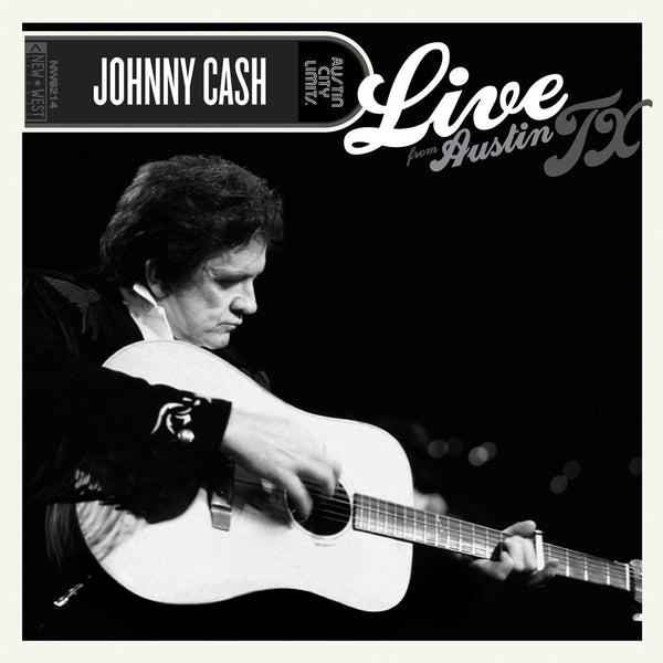 Cash, Johnny/Live From Austin City Limits [LP]