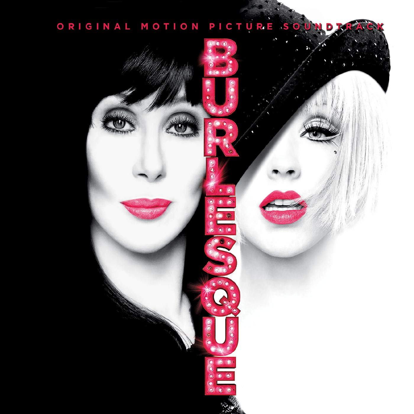 Cher & Christina Aguilera/Burlesque (ltd pink vinyl) [LP]