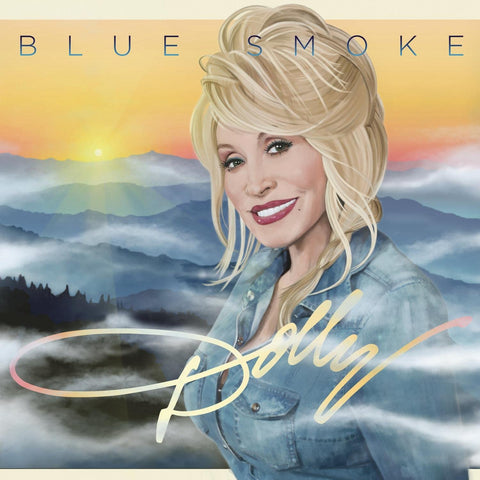 Parton, Dolly/Blue Smoke [LP]