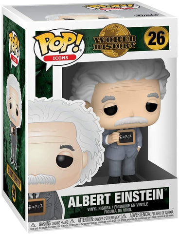 Pop! Vinyl/World History - Albert Einstein [Toy]