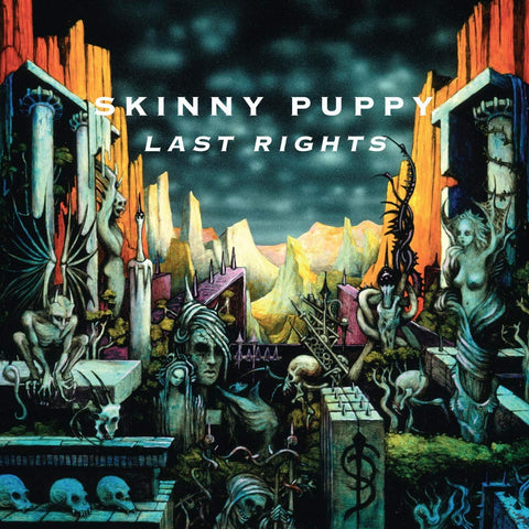 Skinny Puppy/Last Rights [LP]