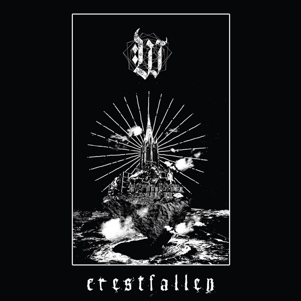 Weltesser/Crestfallen [LP]