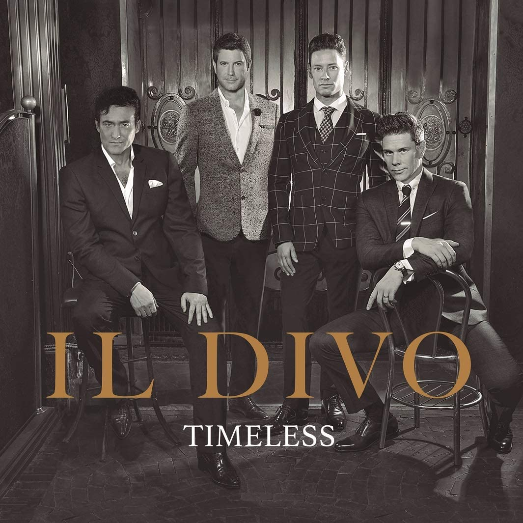 Il Divo/Timeless [CD]