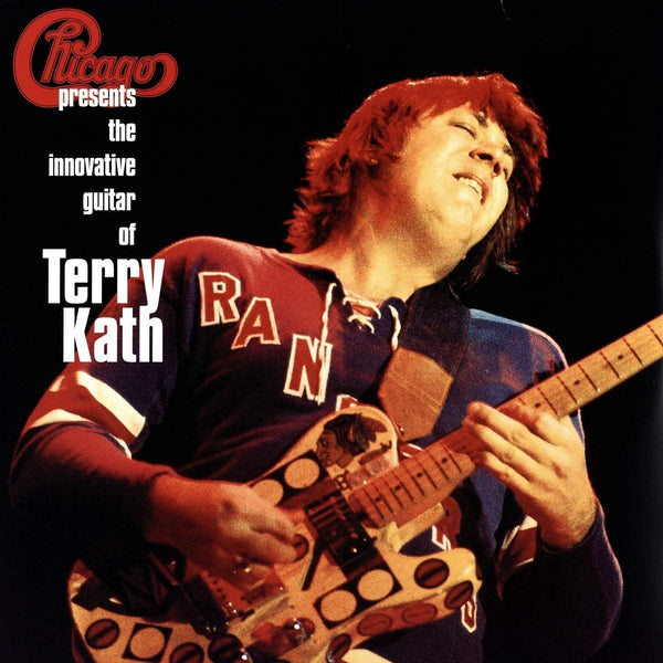 Chicago/Presents The Innovative Guitar Of Terry Kath [LP]