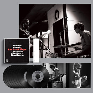 "Black Keys, The/Brothers (7"" 10th Anniversary Box Set)"