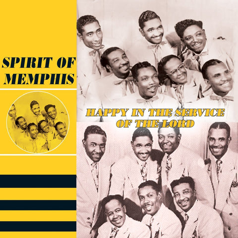 Spirit of Memphis/Happy In the Service of the Lord [CD]