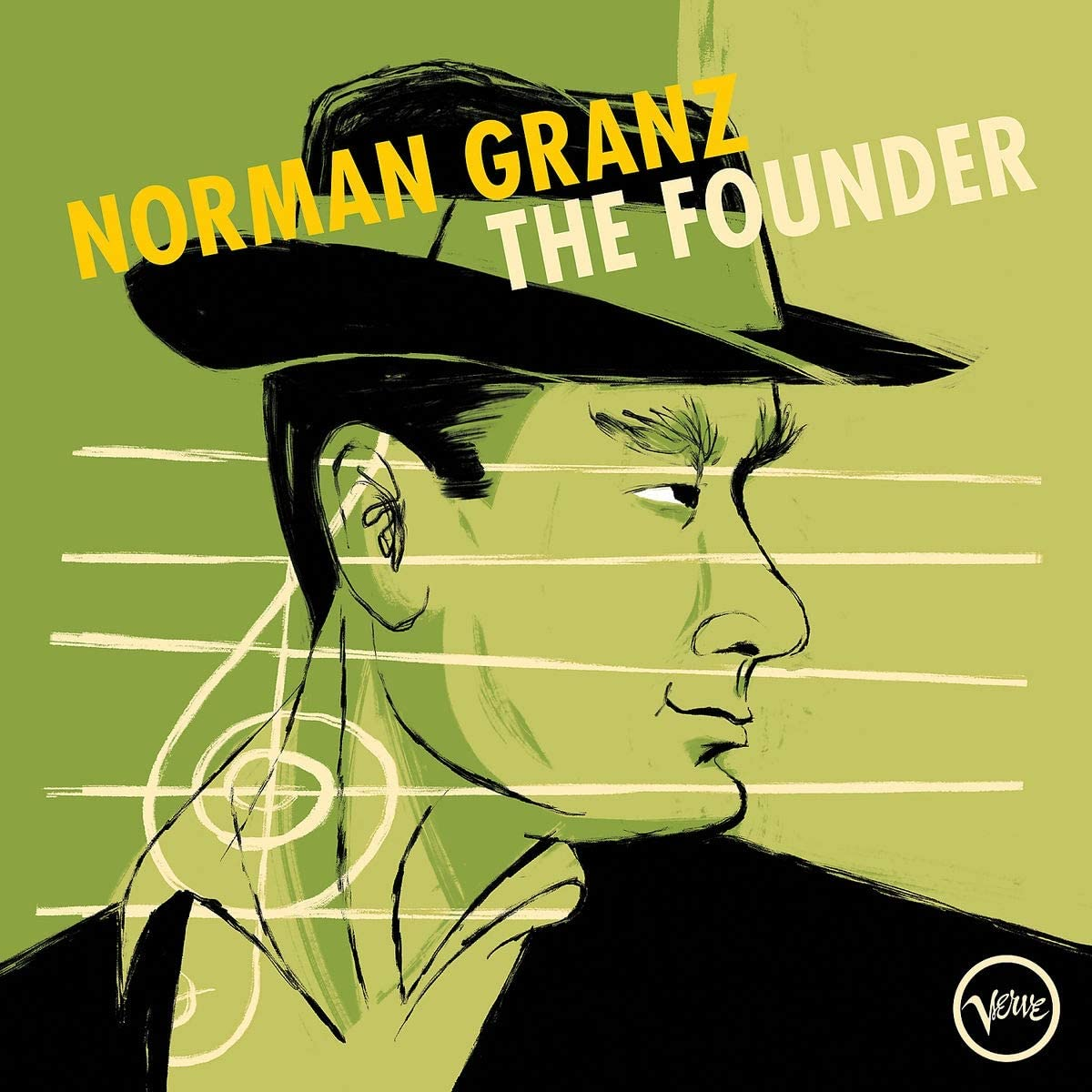 Granz, Norman/The Founder (4CD) [CD]