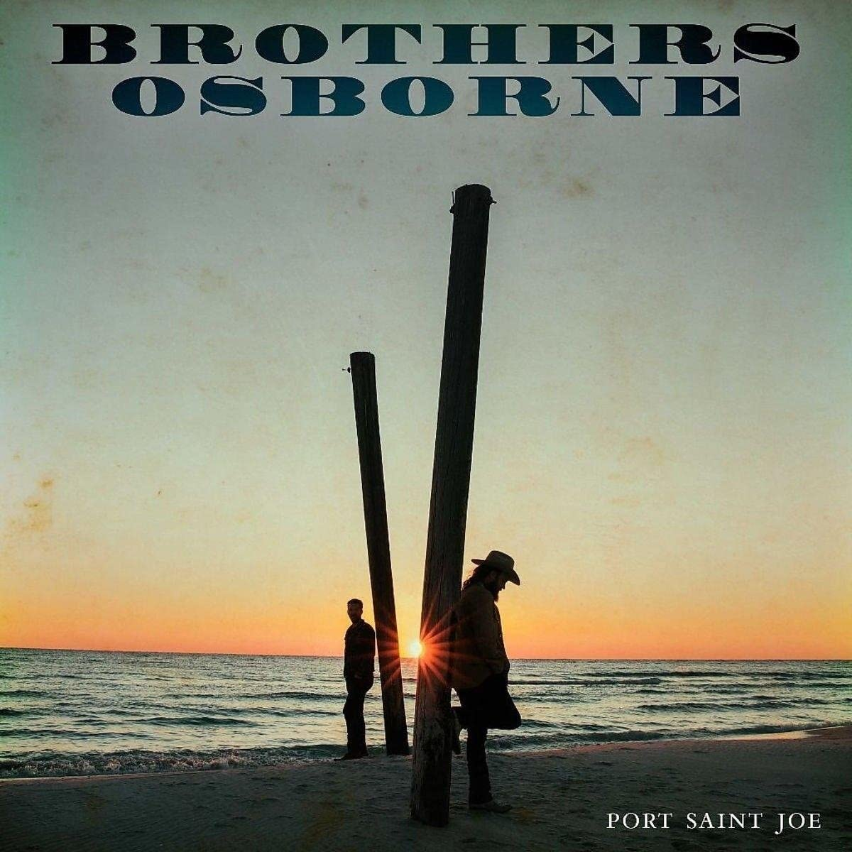 Brothers Osborne/Port Saint Joe [CD]