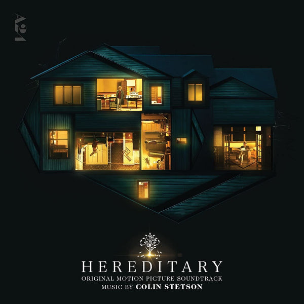 Soundtrack/Hereditary (Colin Stetson) (2LP) [LP]
