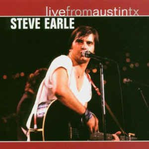 Earle, Steve/Live From Austin, TX (2LP) [LP]