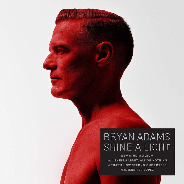Adams, Bryan/Shine A Light [LP]
