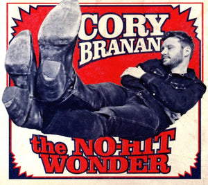 Branan, Cory/The No-Hit Wonder [CD]