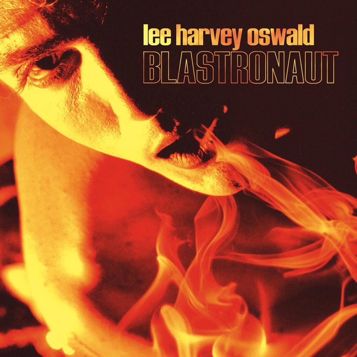 Lee Harvey Oswald/Blastronaut [LP]
